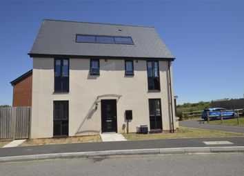 Thumbnail 3 bed detached house to rent in Moonstone Grove, Bishops Cleeve, Cheltenham