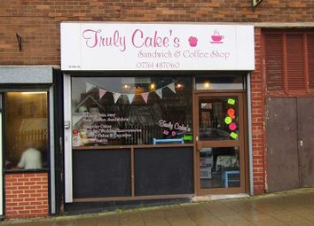 Thumbnail Retail premises for sale in Truly Scrumptious, Barnsley