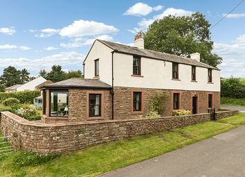 Thumbnail 4 bed detached house for sale in Fernlea, Ruckcroft, Armathwaite, Cumbria