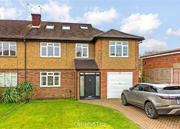 Thumbnail 5 bed semi-detached house for sale in Packhorse Close, St Albans, Hertfordshire