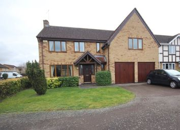 Thumbnail 5 bed detached house to rent in Ennerdale Close, Huntingdon