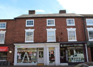Thumbnail 1 bed flat to rent in High Street, Stourport-On-Severn