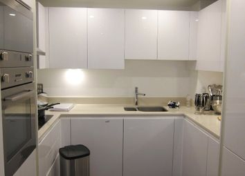 Thumbnail 1 bed property for sale in Talisman Tower, Lincoln Plaza, London