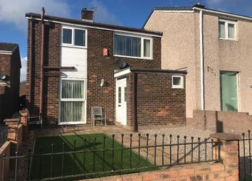 Thumbnail 3 bed semi-detached house for sale in Clifford Court, Penrith