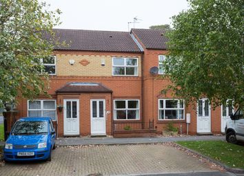Thumbnail 2 bedroom terraced house for sale in Bowling Green Croft, Haxby Road, York