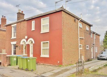 Thumbnail 2 bed semi-detached house for sale in Oxford Road, Southampton, Hampshire