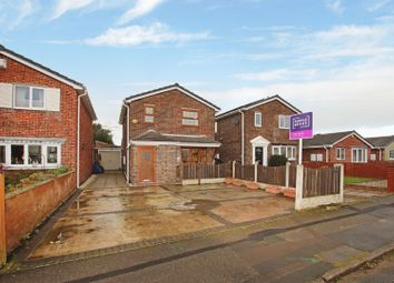 Thumbnail 3 bed detached house for sale in Buckingham Way, Barnsley