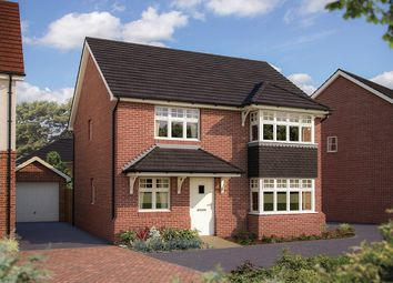"Thumbnail 4 bedroom property for sale in ""The Canterbury"" at Appleton Way, Shinfield, Reading"
