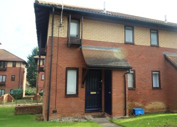 Thumbnail 1 bed end terrace house to rent in Troutbeck, Peartree Bridge, Milton Keynes