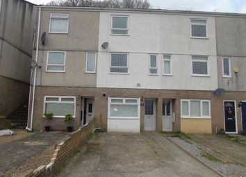 Thumbnail 3 bedroom terraced house for sale in Hillrise Park, Clydach, Swansea