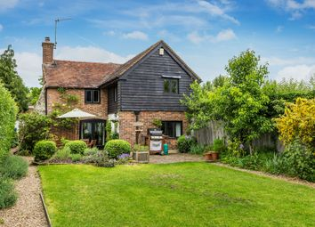 Thumbnail 3 bed detached house for sale in Bough Beech Road, Four Elms