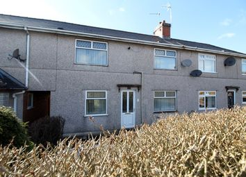 Thumbnail 3 bed terraced house for sale in Llwyn-On Crescent, Oakdale, Blackwood