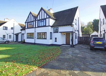 Thumbnail 3 bed semi-detached house for sale in St Georges Road, Petts Wood