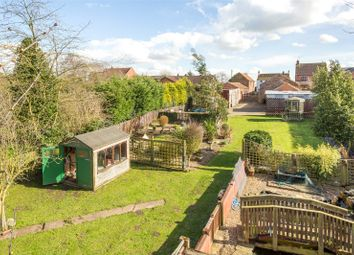 Thumbnail 4 bed equestrian property for sale in Cawood Road, Stillingfleet, York