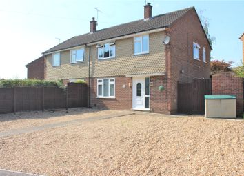 3 bed semi-detached house for sale in Miles Road, Ash, Surrey GU12