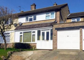 Thumbnail 4 bedroom semi-detached house for sale in Pleydell Road, Old Town, Swindon, Wiltshire