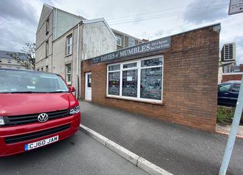 Thumbnail Retail premises to let in Walter Road, Swansea