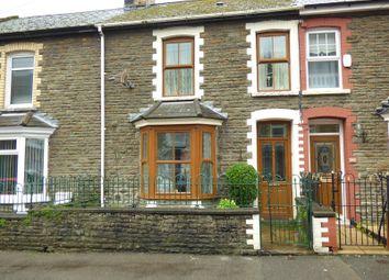 Thumbnail 3 bed terraced house for sale in St. John Street, Ogmore Vale, Bridgend.