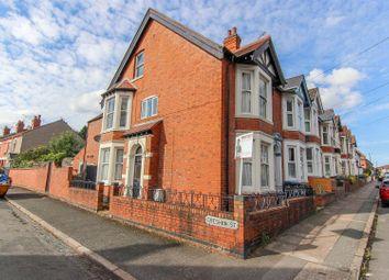 Thumbnail 5 bedroom end terrace house for sale in Gresham Street, Coventry