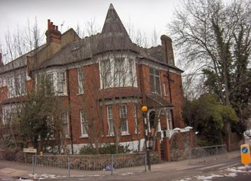 Thumbnail 3 bed flat to rent in Dukes Avenue, Muswell Hill, London, Greater London