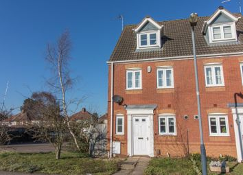 Thumbnail 3 bedroom end terrace house to rent in Portreath Drive, Nuneaton