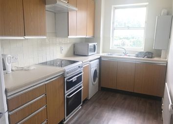 Thumbnail 1 bed flat to rent in Dingwall Road, Croydon