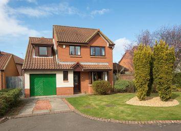 Thumbnail 4 bed detached house for sale in Gateside Avenue, Haddington, East Lothian