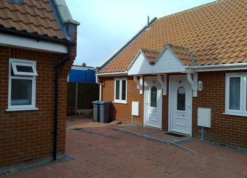 Thumbnail 1 bedroom bungalow to rent in High Street, Leiston