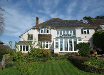 Thumbnail 5 bed detached house for sale in Oakridge Lane, Sidcot, Winscombe