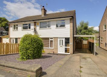 3 bed semi-detached house for sale in Newton Close, Arnold, Nottinghamshire NG5