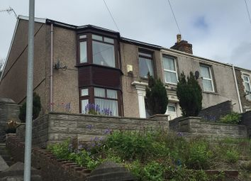 Thumbnail 3 bed end terrace house for sale in Sea View Terrace, Baglan, Port Talbot, Neath Port Talbot.