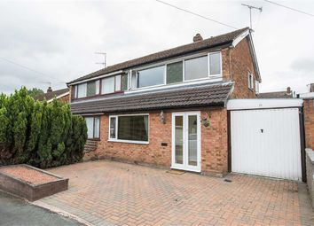 Thumbnail 3 bed semi-detached house for sale in Sneyd Close, Cheddleton, Leek