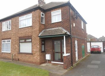 Thumbnail 1 bedroom flat for sale in Grange Lane South, Scunthorpe, North Lincolnshire