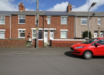 Thumbnail 2 bed flat for sale in Alfred Avenue, Bedlington