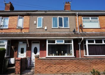 Thumbnail 3 bed end terrace house for sale in Spring Bank, Grimsby