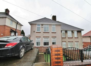 3 bed semi-detached house for sale in Wordsworth Crescent, Sheffield, South Yorkshire S5