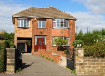 Thumbnail 4 bed detached house for sale in Bowman Drive, Sheffield, South Yorkshire