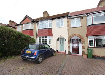 Thumbnail 3 bed terraced house for sale in Connaught Road, Sutton