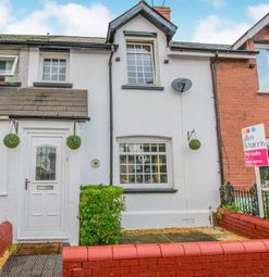 3 bed terraced house for sale in Oakfield, Marshfield, Cardiff CF3