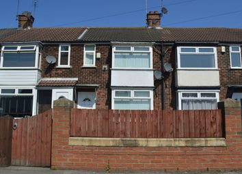 Thumbnail 2 bedroom terraced house for sale in Hedon Road, Hull
