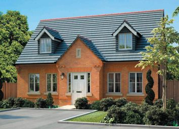 "Thumbnail 3 bed bungalow for sale in ""Wheatley"" at Maw Green Road, Crewe"