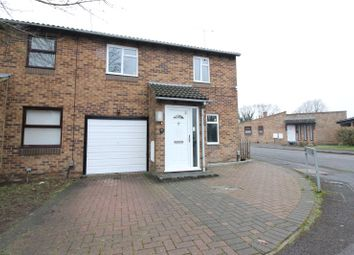 Thumbnail 3 bed end terrace house for sale in Sellafield Way, Lower Earley, Reading, Berkshire