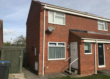 Thumbnail 1 bed semi-detached house for sale in 93A Fox Howe, Coulby Newham, Middlesbrough, Cleveland