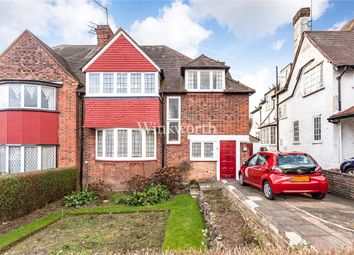 Thumbnail 4 bed semi-detached house for sale in Hodford Road, London