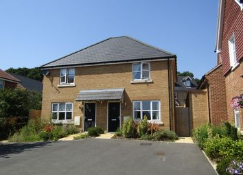 Thumbnail 2 bed semi-detached house for sale in Roedeer Close, Emsworth
