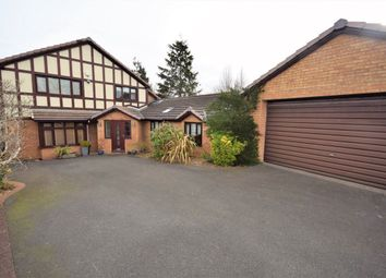 Thumbnail 6 bed property to rent in Springfield Court, Gresford, Wrexham