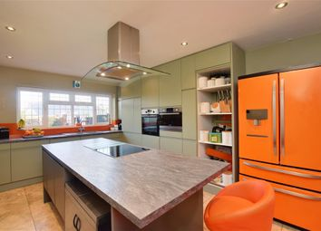 Thumbnail 4 bed detached house for sale in Cherry Orchard, Chestfield, Whitstable, Kent