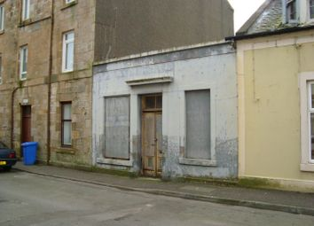 Thumbnail Land for sale in Miller Street, Millport, Isle Of Cumbrae