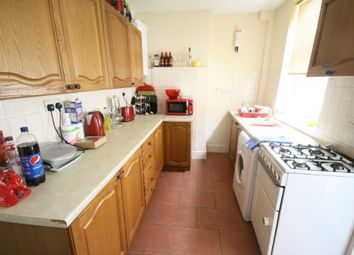 Thumbnail 3 bed terraced house to rent in Gaul Street, Leicester LE3, West End