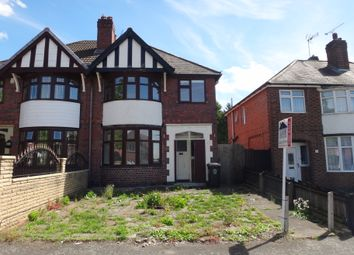 Thumbnail 3 bed semi-detached house for sale in Thurmaston Lane, Humberstone, Leicester
